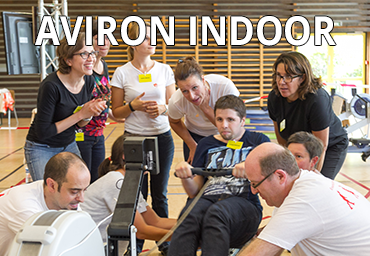 TEAMBUILDING AVIRON INDOOR