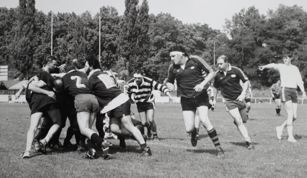 Rugby crig