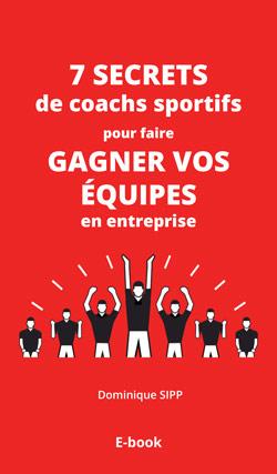 couverture du livre 7 secrets de coachs sportifs