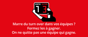 turn over des commerciaux