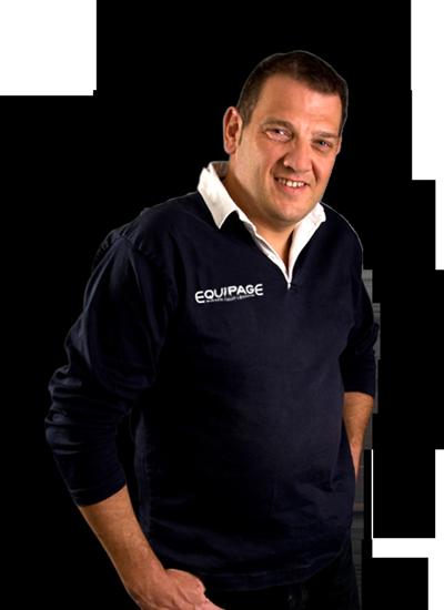 photo de Dominique SIPP en maillot de rugby