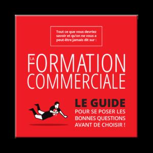 le guide des formations commerciales