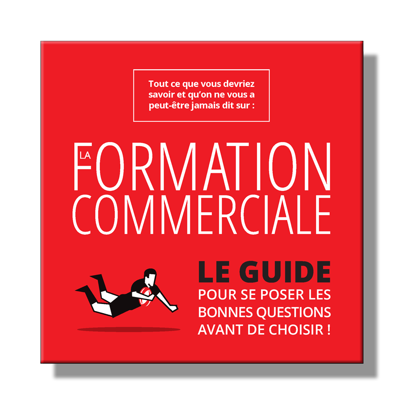 le guide des formations commerciales