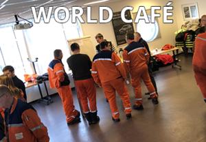 World CAFE en equipe