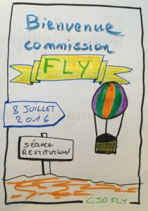affiche commission Fly Cjd